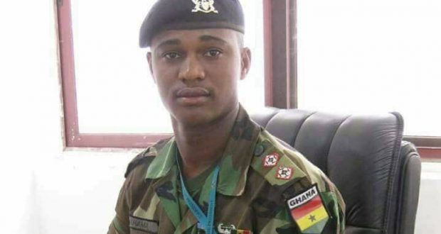 Capt Maxwell Mahama Lynched by Mob